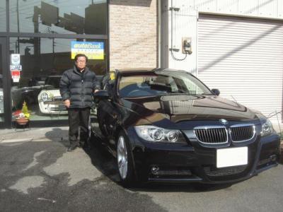 2007y、BMW320Mスポ