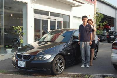 2007y、BMW320I