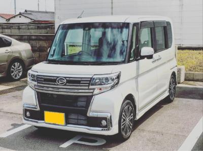 新車 タントカスタムRSトップエディションSAⅡ